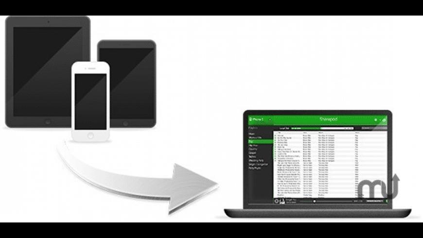 Sharepod for Mac - review, screenshots