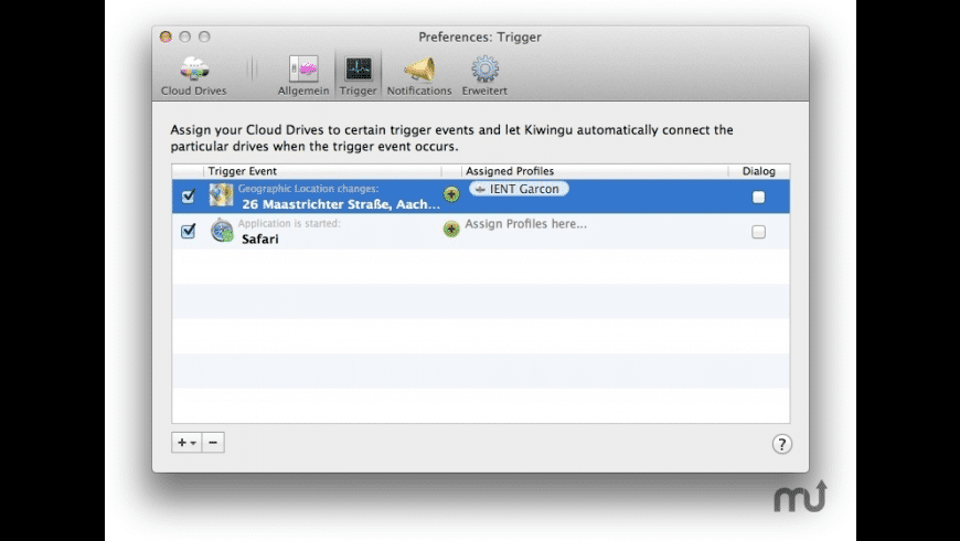 Kiwingu for Mac - review, screenshots
