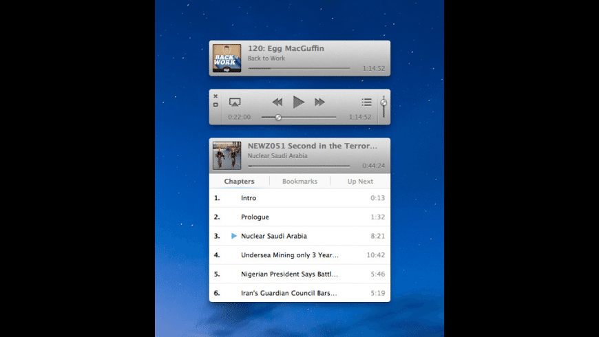Instacast for Mac - review, screenshots