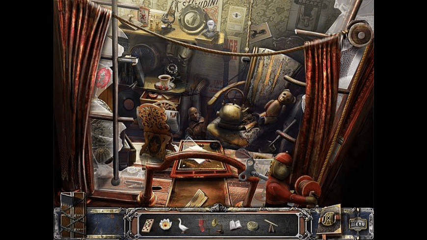 The Great Unknown: Houdini's Castle for Mac - review, screenshots