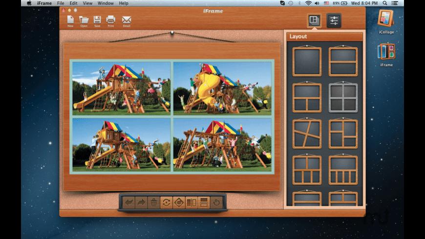 iFrame for Mac - review, screenshots