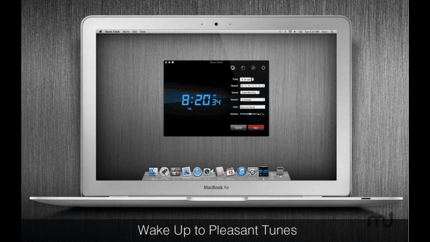 Alarm Clock for Mac - review, screenshots