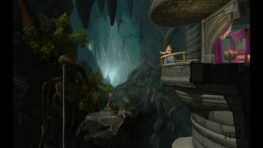 The Cave for Mac - review, screenshots