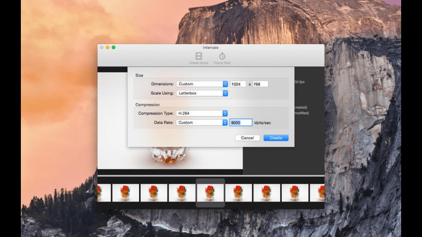 Intervalo for Mac - review, screenshots
