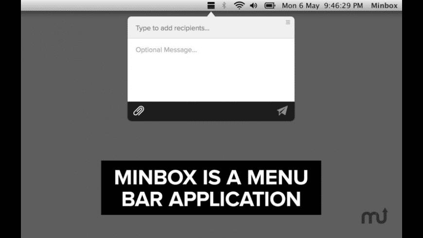 Minbox for Mac - review, screenshots