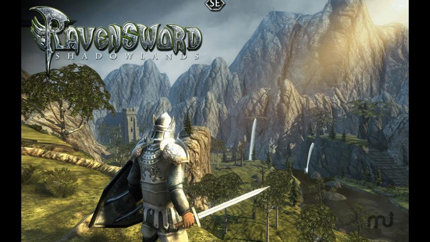 Ravensword: Shadowlands for Mac - review, screenshots