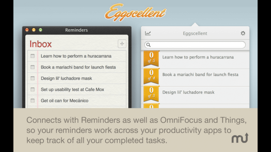 Eggscellent for Mac - review, screenshots