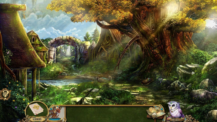 Awakening: The Skyward Castle CE for Mac - review, screenshots