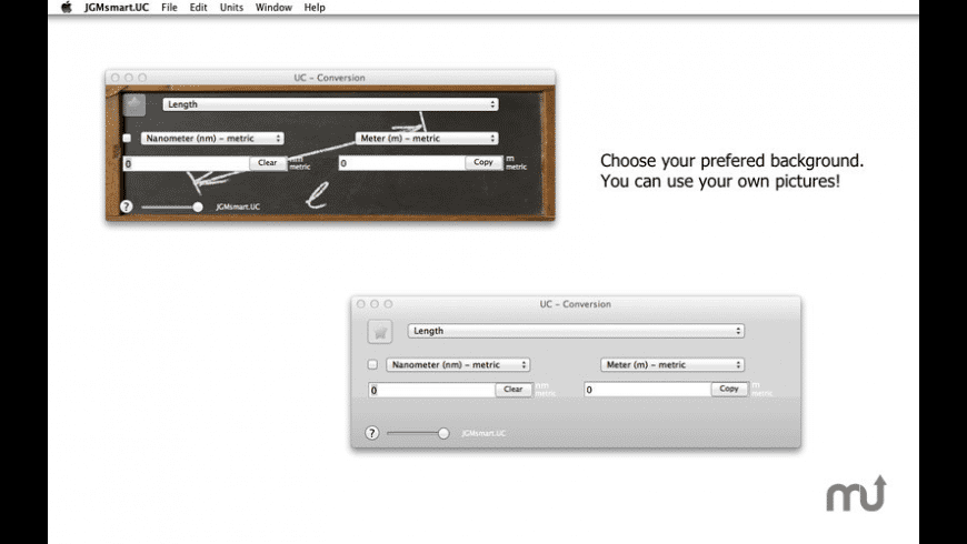 JGMsmart.UC for Mac - review, screenshots