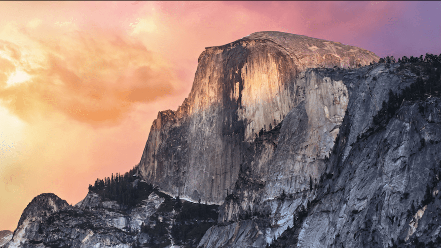 OS X Yosemite Wallpaper for Mac - review, screenshots