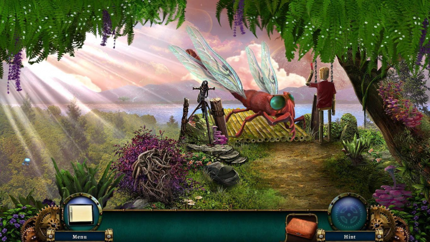 Botanica: Into The Unknown for Mac - review, screenshots