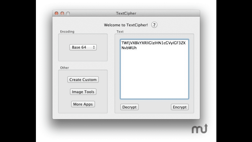 TextCipher for Mac - review, screenshots
