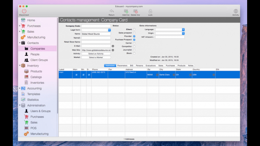 Edouard for Mac - review, screenshots