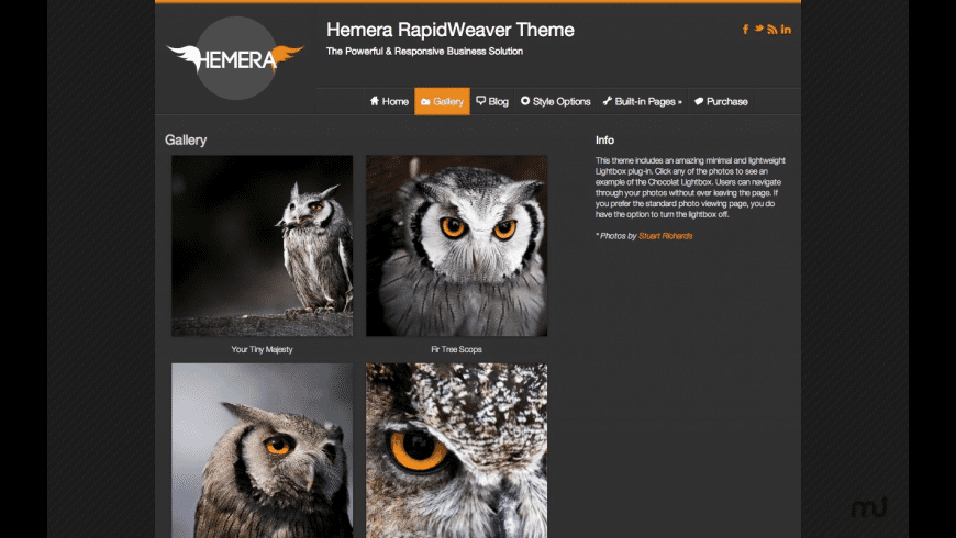 Hemera for Mac - review, screenshots