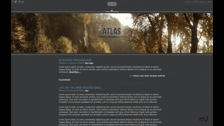 Atlas for Mac - review, screenshots