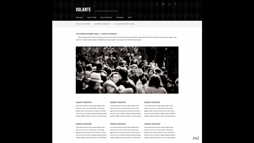 Volante for Mac - review, screenshots