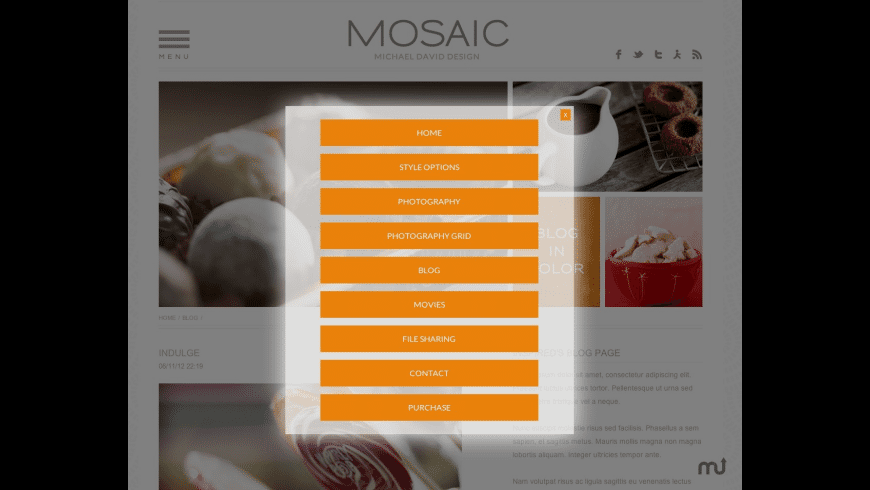 Mosaic for Mac - review, screenshots