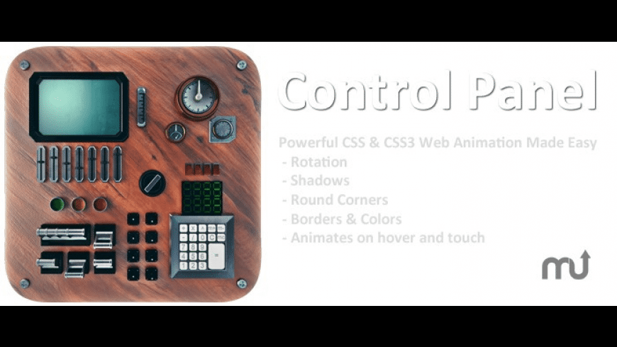 Control Panel for Mac - review, screenshots