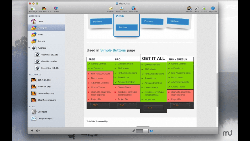 cleanLists for Mac - review, screenshots