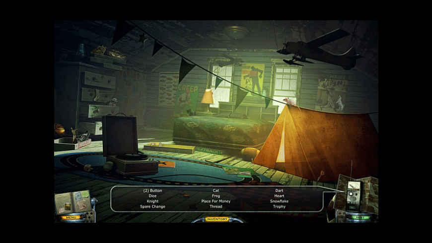 Mystery Case Files: Shadow Lake for Mac - review, screenshots