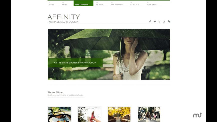Affinity for Mac - review, screenshots