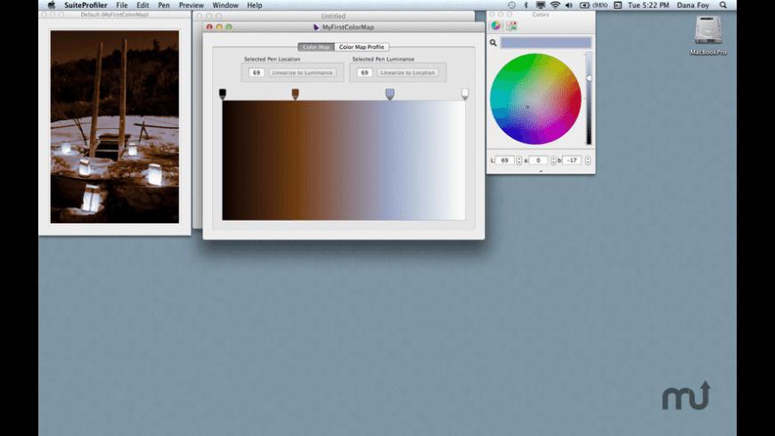 SuiteProfiler for Mac - review, screenshots