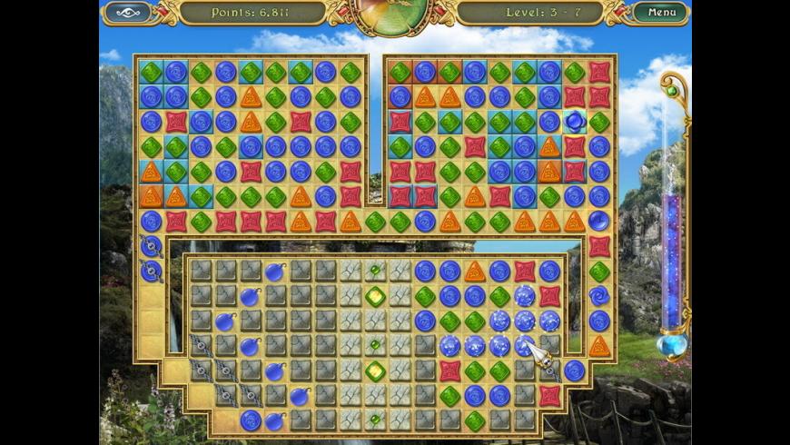 Enchanted Cavern 2 for Mac - review, screenshots