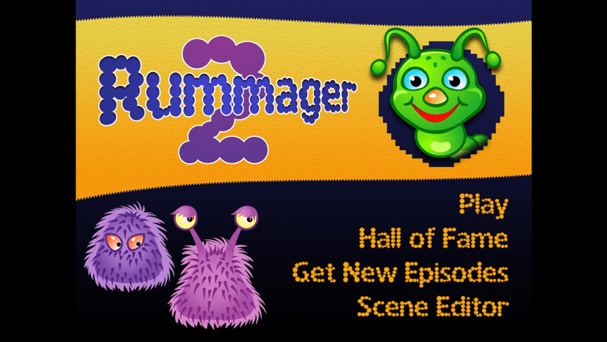 Rummager for Mac - review, screenshots