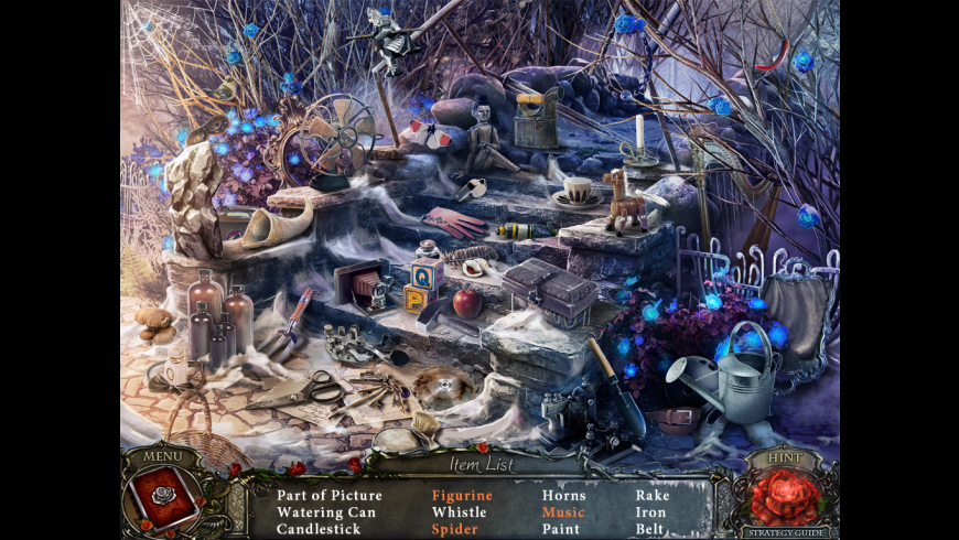 Living Legends: Ice Rose CE for Mac - review, screenshots