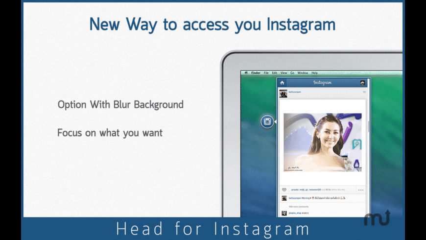 Head for Instagram for Mac - review, screenshots