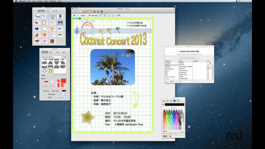 Chirashi for Mac - review, screenshots