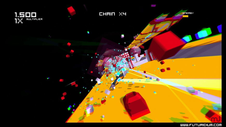 Futuridium EP for Mac - review, screenshots