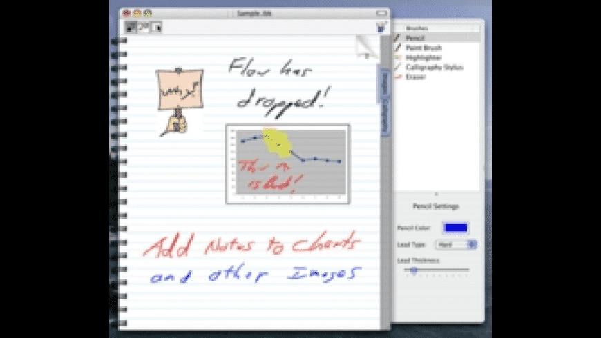 inkBook for Mac - review, screenshots