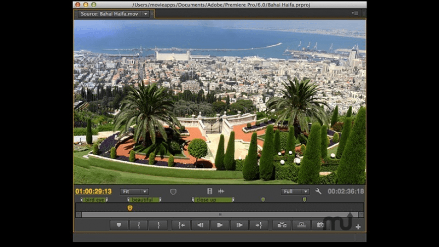 Movieola Pro for Mac - review, screenshots