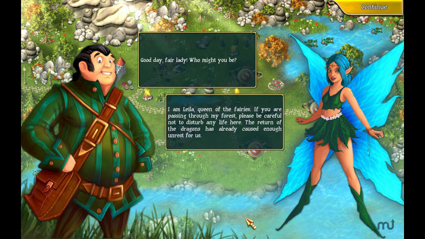 Kingdom Tales for Mac - review, screenshots