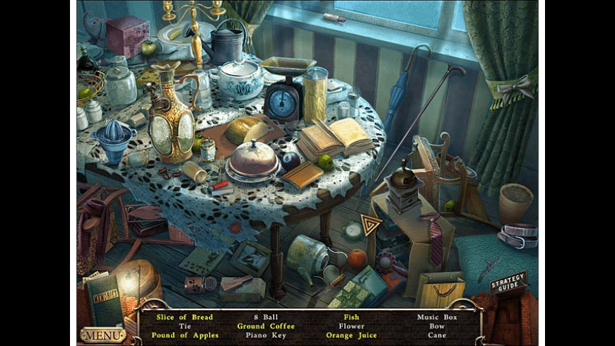 Mysteries Of The Mind: Coma CE for Mac - review, screenshots