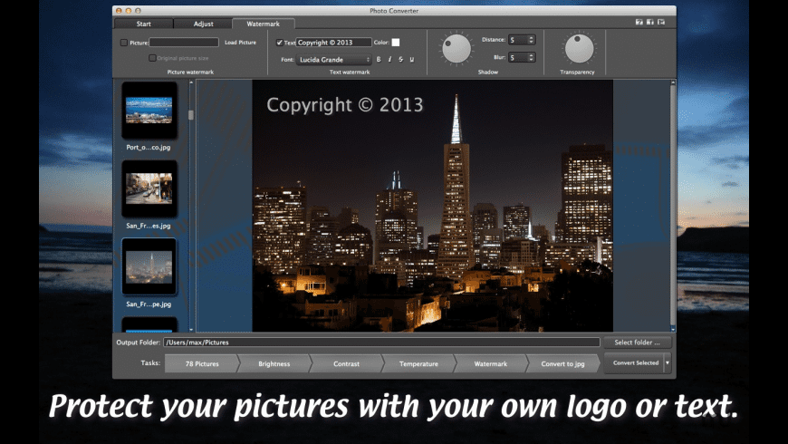 Photo Converter for Mac - review, screenshots
