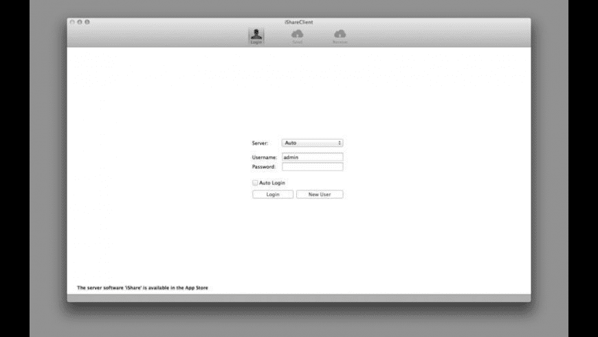 iShare Client for Mac - review, screenshots