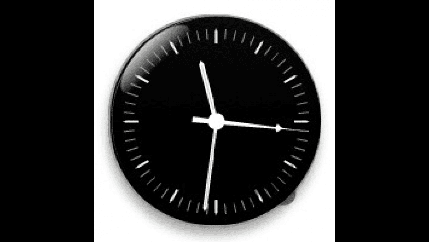 BlackClock for Mac - review, screenshots