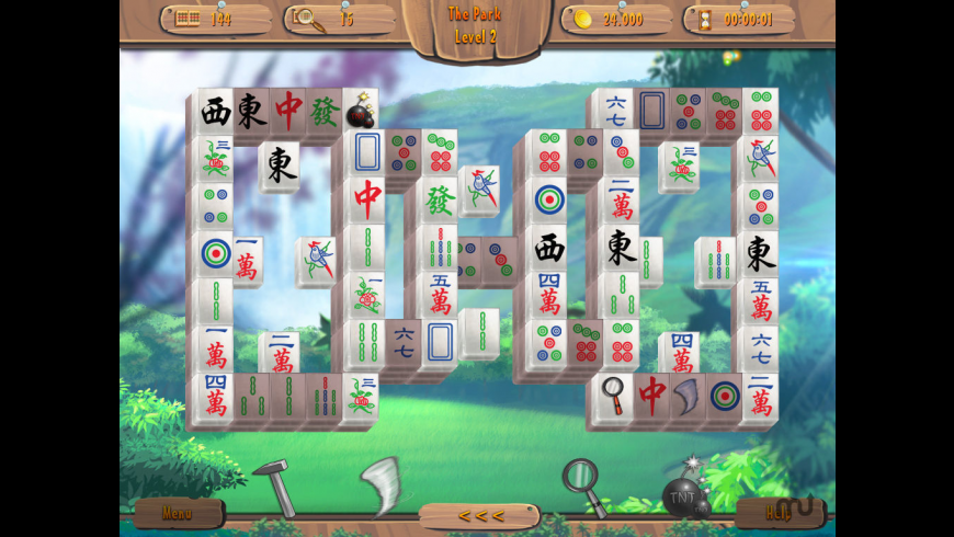 Summer Mahjong for Mac - review, screenshots