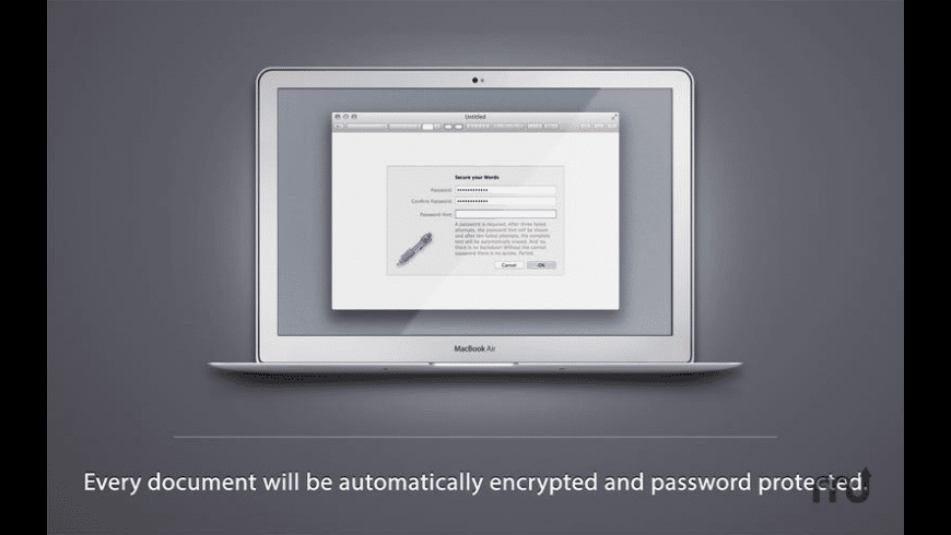 SecureWords for Mac - review, screenshots