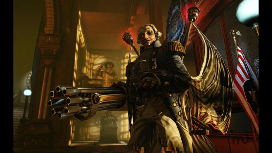 BioShock Infinite for Mac - review, screenshots