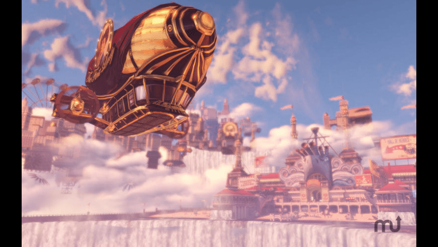 BioShock Infinite for Mac - review, screenshots