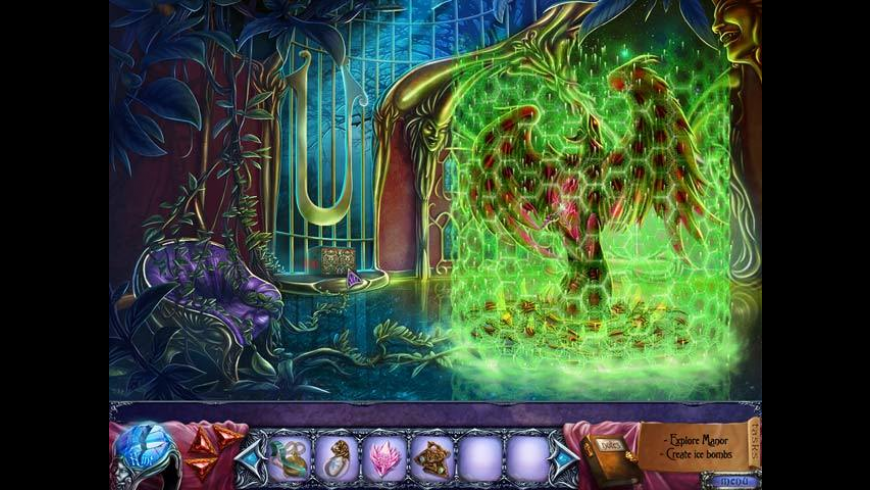 Break the Curse: The Crimson Gems for Mac - review, screenshots