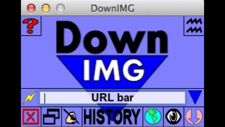 DownIMG for Mac - review, screenshots