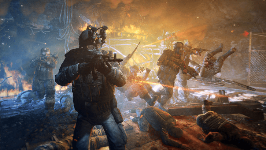 Metro: Last Light for Mac - review, screenshots