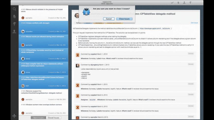 BugHub for Mac - review, screenshots