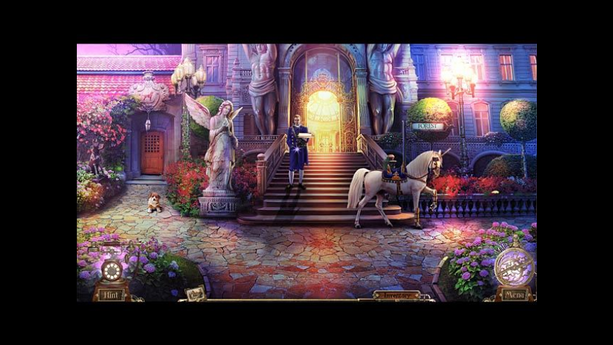 Detective Quest: The Crystal Slipper for Mac - review, screenshots