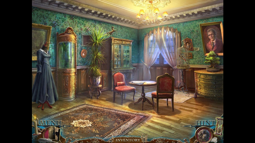 Dark Tales: Edgar Allan Poe's The Gold Bug CE for Mac - review, screenshots