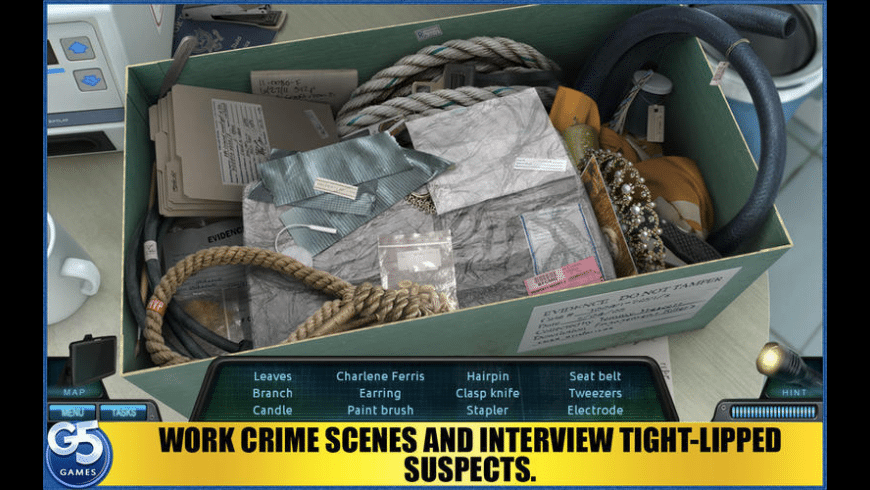 Special Enquiry Detail: Engaged to Kill for Mac - review, screenshots